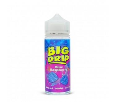 Blue Raspberry by Big Drip 100ml