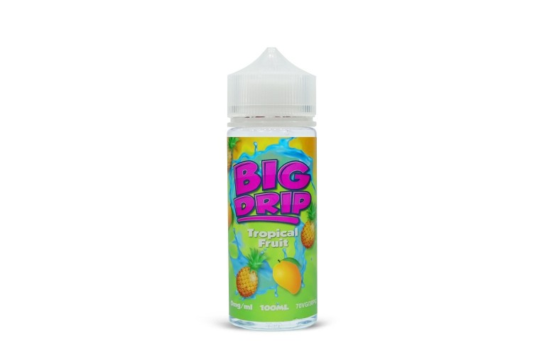 Tropical Fruit by Big Drip 100ml