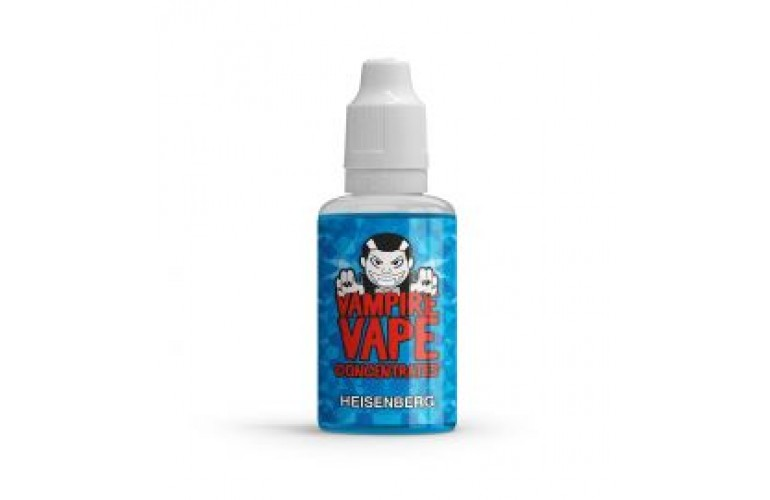 Heisenberg Flavour Concentrate by Vampire Vape 30ml