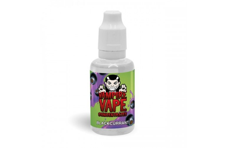 Blackcurrant Flavour Concentrate by Vampire Vape 30ml