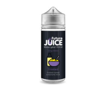Frosted Cereal and Banana Milk by Future Juice 100ml