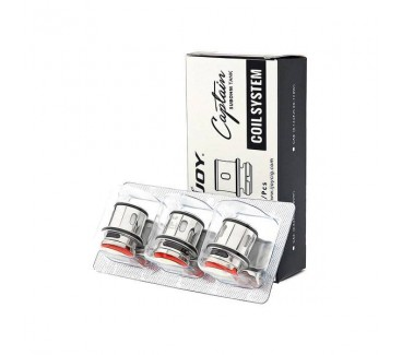 IJoy Captain Coil Pack