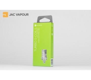 JAC Vapour Turbo S-Coils 0.42ohm MTL