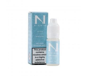 NicNic Ice Nicotine Shot 18mg