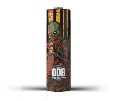 ODB Battery Wraps 18650 - DEVOUR