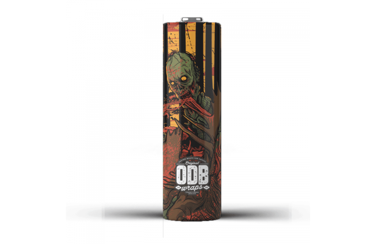 ODB Battery Wraps 18650 - DEVOUR