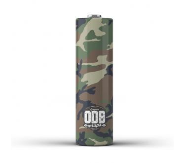 ODB Battery Wraps 18650 - CAMO