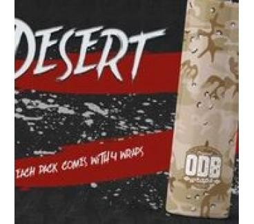 ODB Battery Wraps 18650 - DESERT CAMO