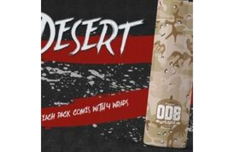 ODB Battery Wraps 18650 - DESERT CAMO