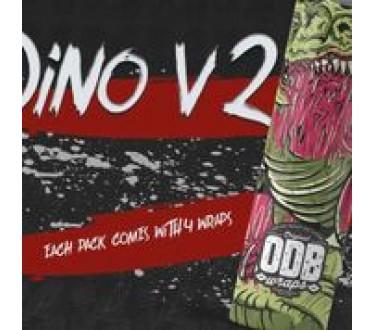 ODB Battery Wraps 18650 - DINO
