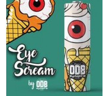 ODB Battery Wraps 18650 - EYE SCREAM