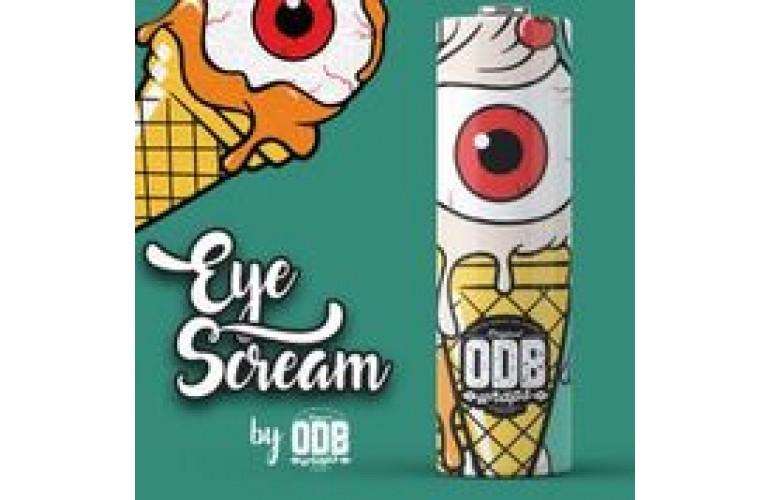 ODB Battery Wraps 18650 - EYE SCREAM