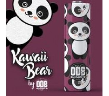 ODB Battery Wraps 18650 - KAWAII BEAR