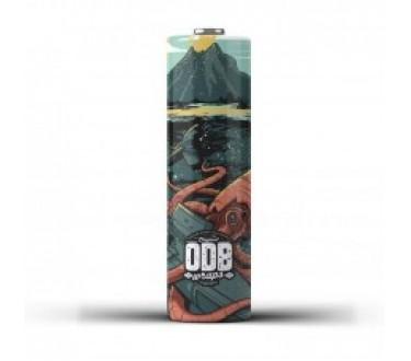 ODB Battery Wraps 18650 - KRAKEN
