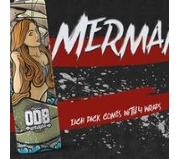 ODB Battery Wraps 18650 - MERMAID