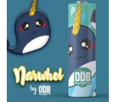 ODB Battery Wraps 18650 - NARWHOL