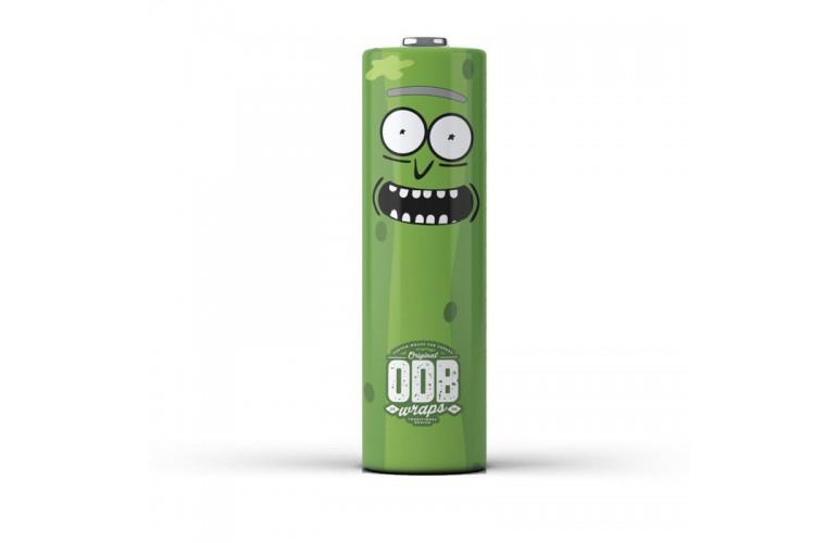 ODB Battery Wraps 18650 - PICKLE RICK