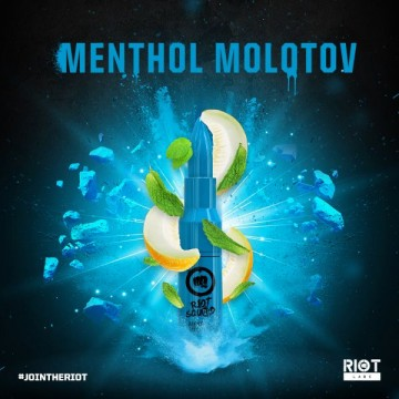 Menthol Molotov by Riot Squad 50ml Shortfill