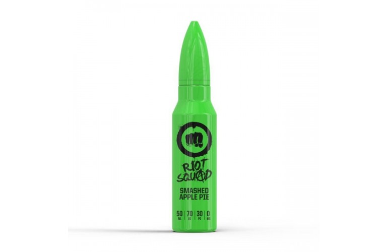 Smashed Apple Pie by Riot Squad 50ml Shortfill
