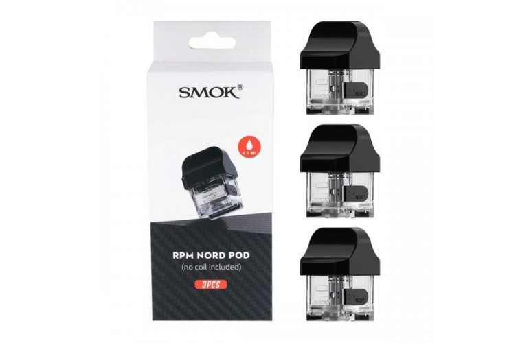SMOK RPM Nord Replacement Pod Pack