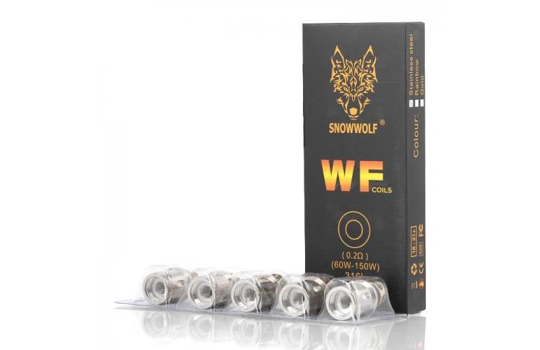 SnowWolf WF Coils 0.2ohm