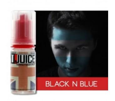 Black n Blue 50|50 E-Liquid by T-Juice 10ml