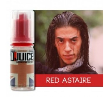 Red Astaire 50|50 E-Liquid by T-Juice 10ml