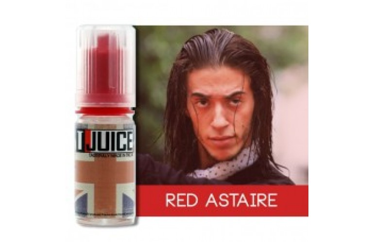 Red Astaire 50 50 E-Liquid by T-Juice 10ml