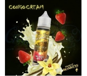 Congo Cream by Twelve Monkeys 50ml Shortfill