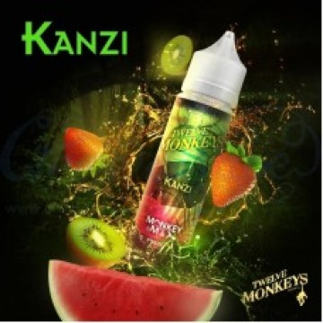 Kanzi by Twelve Monkeys 50ml Shortfill
