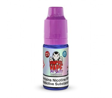 Heisenberg Salts 20mg by Vampire Vape 10ml