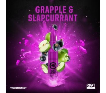 Grapple & Slapcurrant by Riot Squad 50ml Shortfill